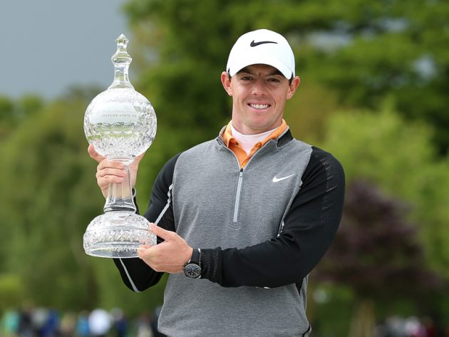 Rory McIlroy defends Dubai Duty Free Irish Open