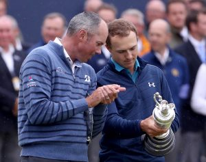 Spieth and Kuchar