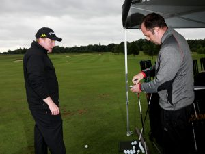 TaylorMade M Woods Fitting: 6-Handicap Kevin Aitken