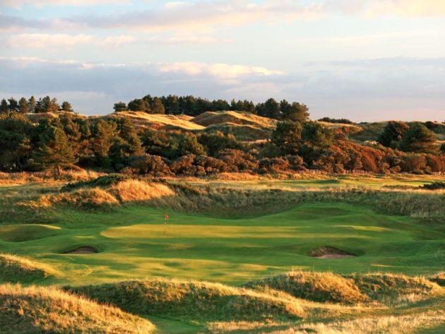 Royal Birkdale Golf Club Hole By Hole Guide: Hole 14