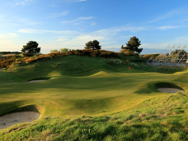 Royal Birkdale Golf Club Hole By Hole Guide: Hole 17