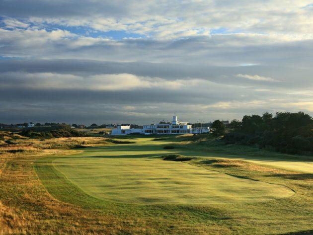 Royal Birkdale Golf Club Hole By Hole Guide: Hole 18