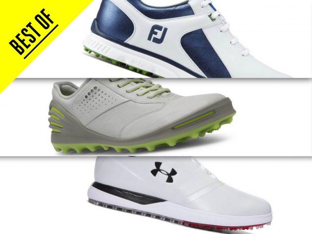 Best Spikeless Golf Shoes 2017