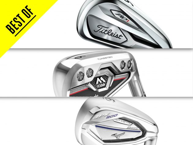Best Forgiving Irons 2017