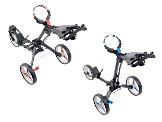 2017 Motocaddy Push Trolleys Unveiled - Golf Monthly