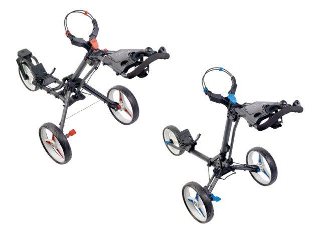 2017 Motocaddy Push Trolleys