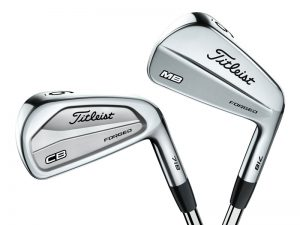 Titleist 718 CB and 718 MB Irons Review