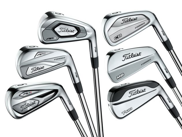 Titleist 718 Irons Unveiled