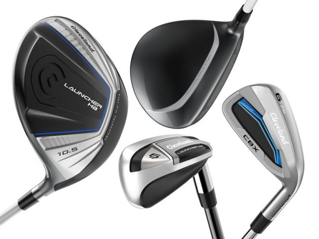 Cleveland Launcher Woods And Irons Revealed