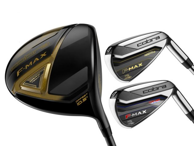 Cobra F-MAX Woods and Irons Launched - Golf Monthly