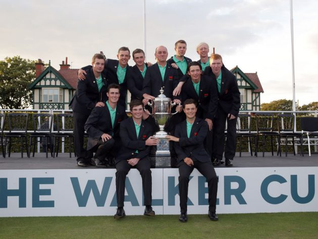 2017 Great Britain and Ireland Walker Cup Team