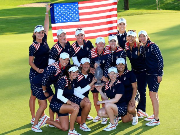 How To Watch The Solheim Cup on sky sports