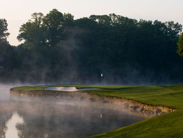 How To Get A Game At Quail Hollow