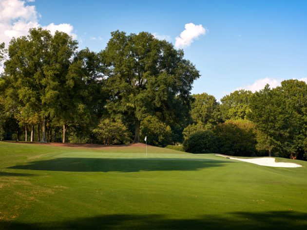 Quail Hollow Hole By Hole Guide: Hole 2