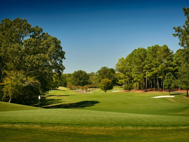 Quail Hollow Hole By Hole Guide: Hole 8