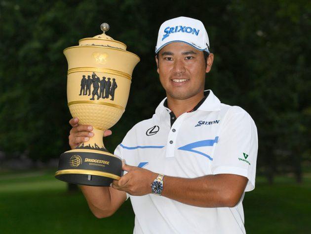 Hideki Matsuyama Wins WGC-Bridgestone Invitational