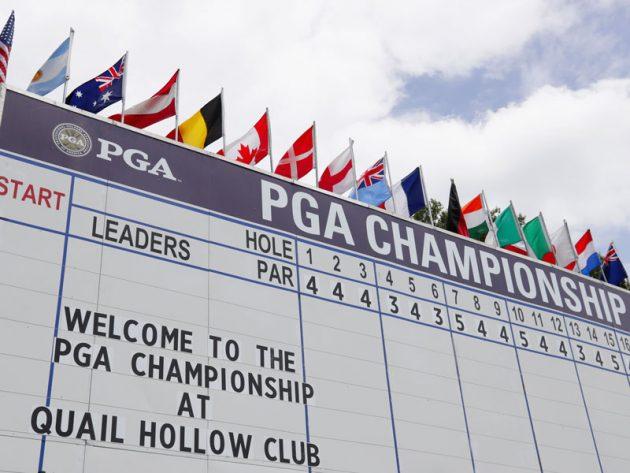 USPGA Championship Preview