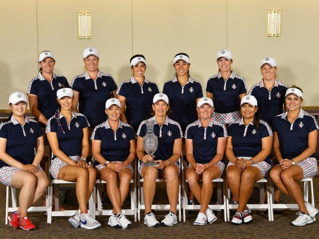 2017 Solheim Cup Team USA