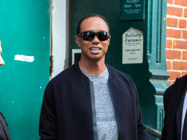 Tiger Woods To Plead Not Guilty