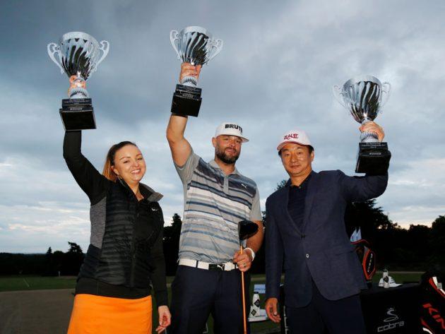 454 Yard Drive Tops Chart At American Golf Long Drive Championship