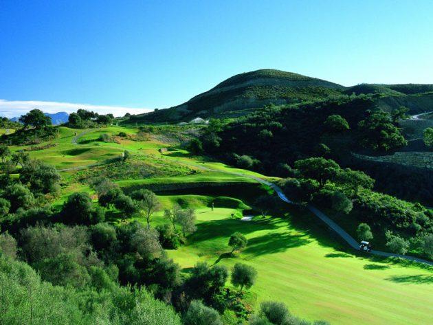Golf In The Costa Del Sol