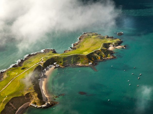 Five Of The Best Clifftop Golf Courses Great Golf Courses On The Welsh Coast
