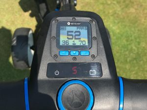 Motocaddy S5-Connect-action