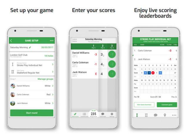 best golf apps