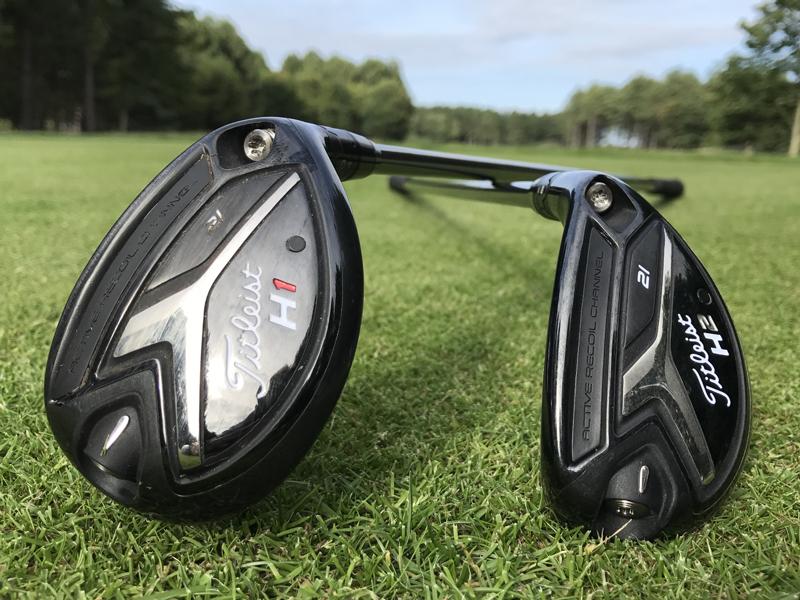 9fd025898f1ff Titleist 818 Hybrids Review - Golf Monthly Gear Reviews
