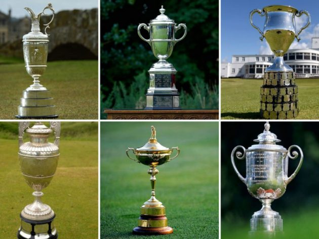 The Best Trophies In Golf - Wanamaker, Claret Jug, Ryder Cup