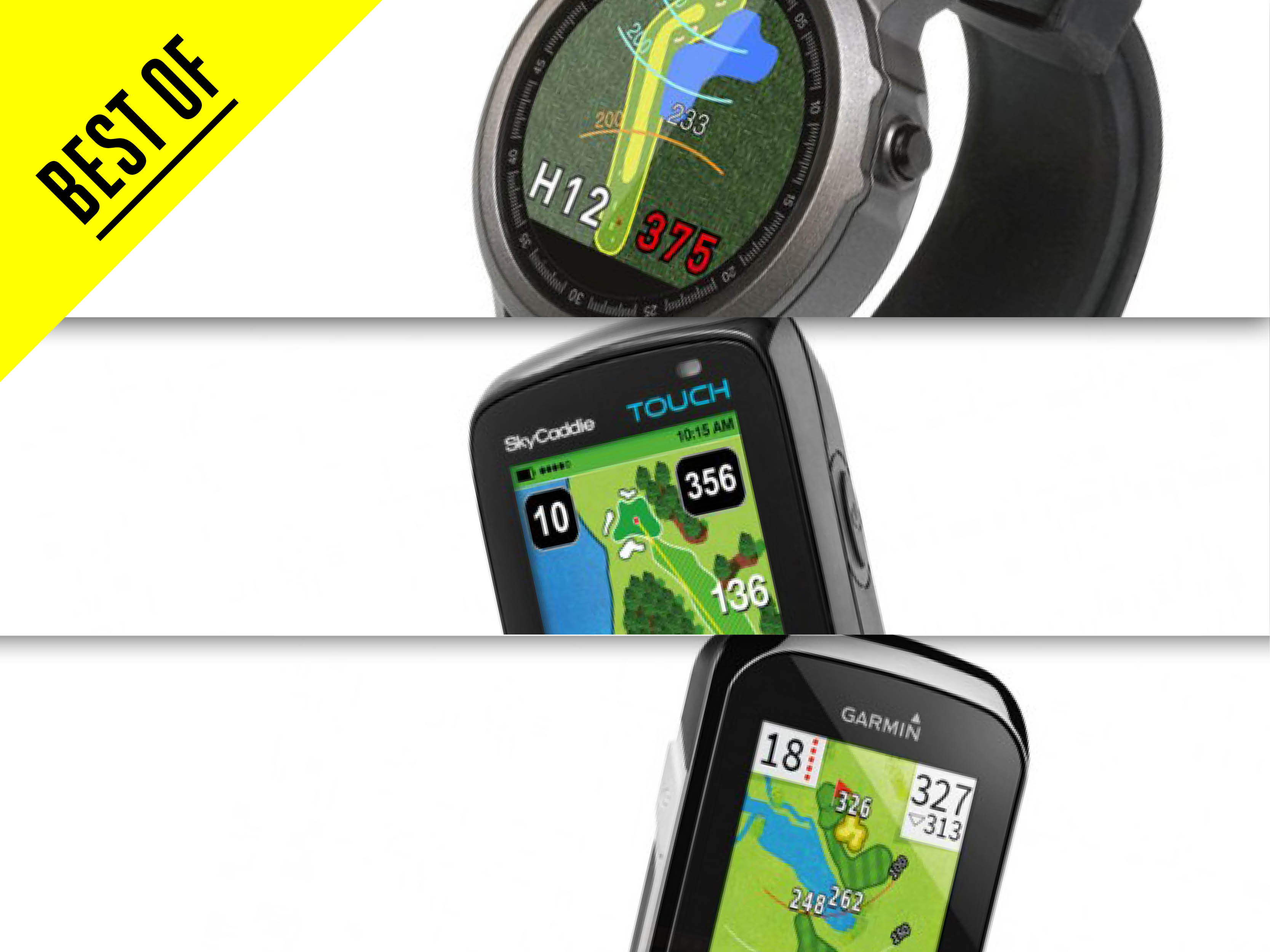 Best Golf GPS Devices 2018