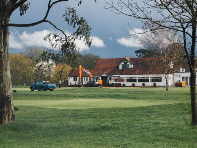 Golf Clubs Closing