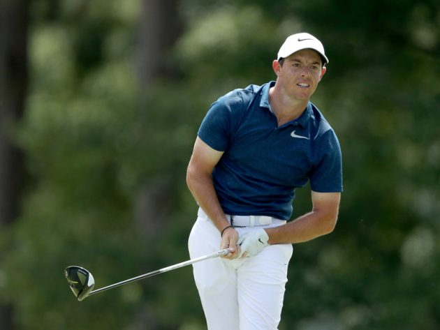 Golf notebook: McIlroy changes course, enters playoffs