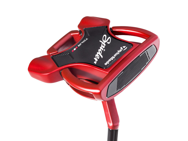 Taylormade Spider Tour Red Putter Review Golf Monthly