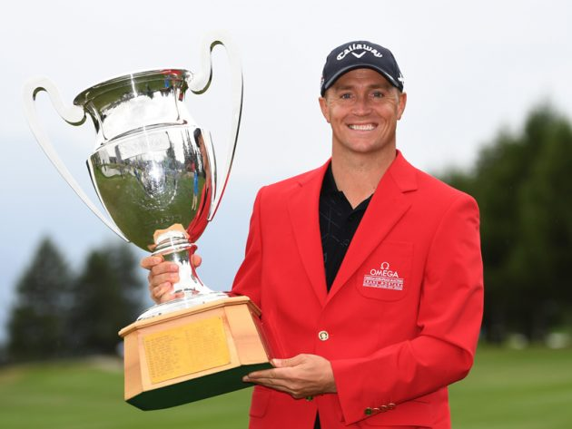 How To Watch The Omega European Masters On Sky Sports Alex Noren defends Omega European Masters