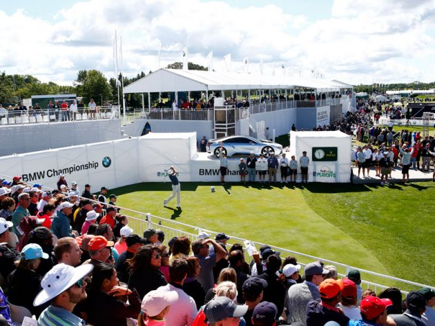 how to watch the bmw championship on sky sports - golf monthly