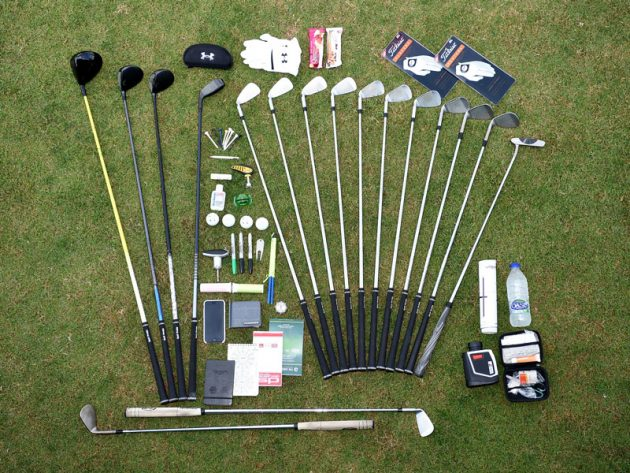 24 Essential Non-Club Items You Need In Your Golf Bag