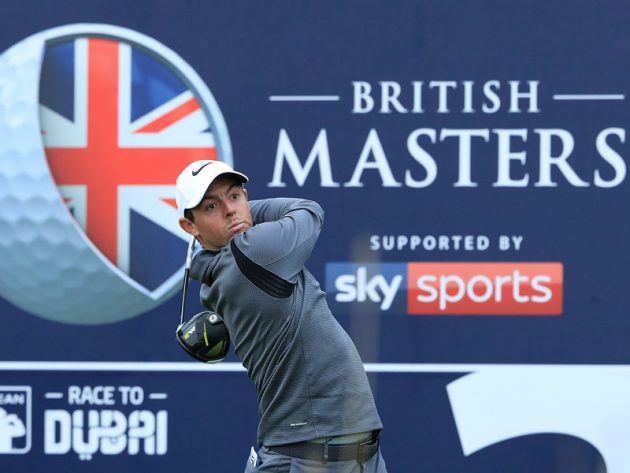 How To Watch The British Masters On Sky Sports