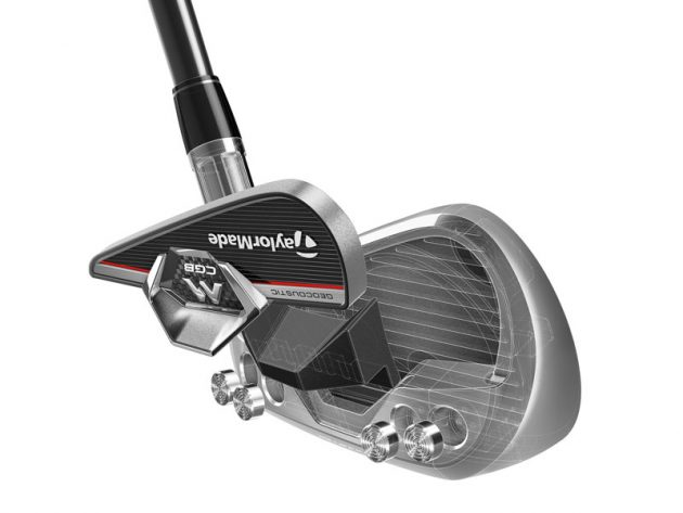 TaylorMade M CGB Irons Launched - Golf Monthly