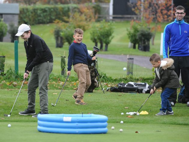 What Makes The Perfect Golf Club For Juniors?