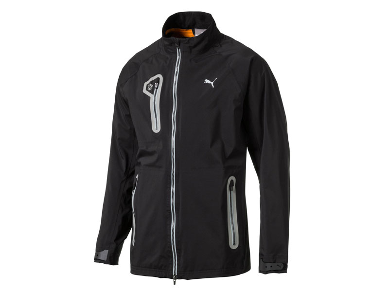 fedd212907de This jacket provides breathable waterproof protection to keep you dry and  comfortable out on the course.
