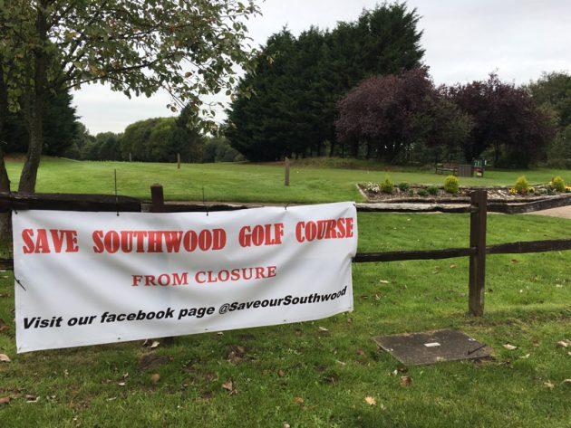 save Southwood Golf Course