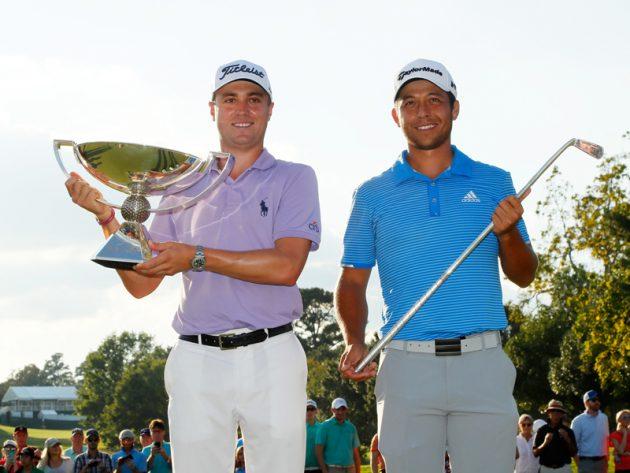 Thomas and Schauffele are winners at East Lake