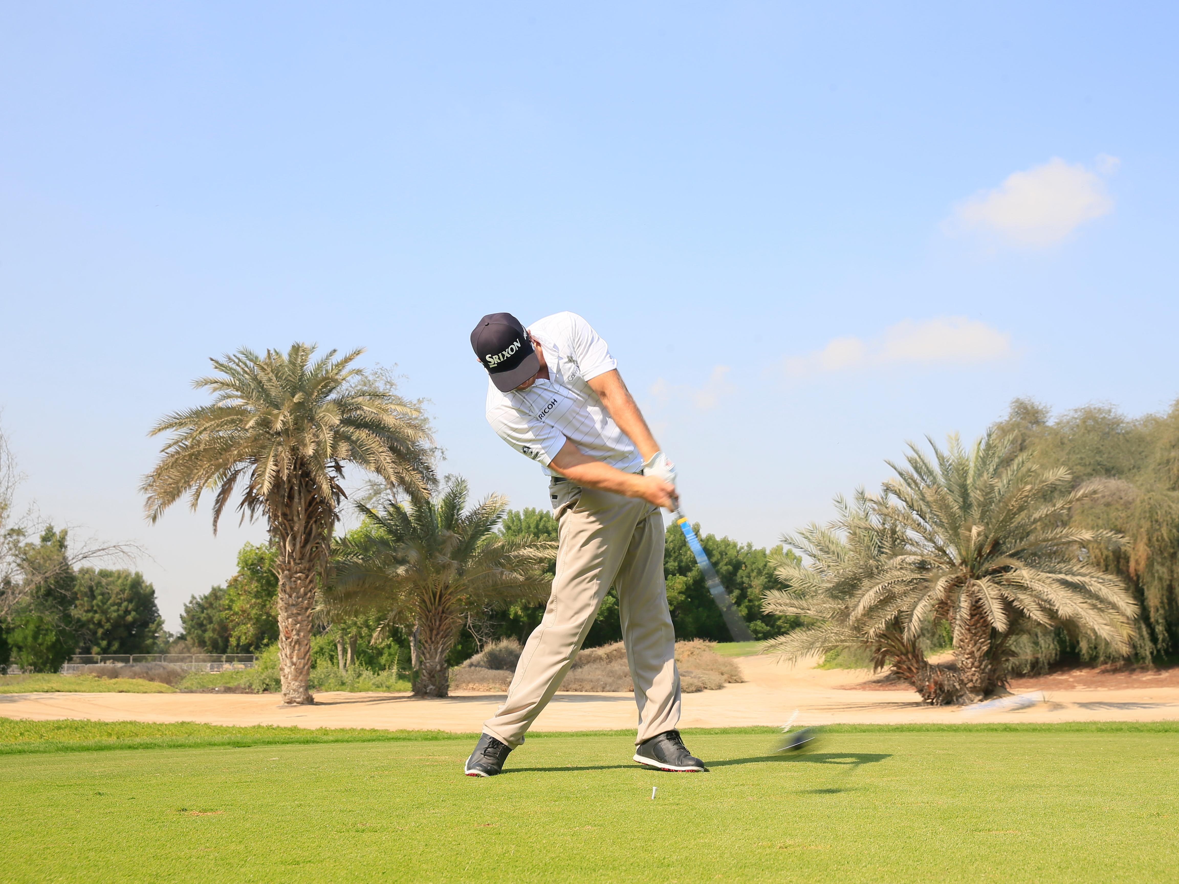 Ryan Fox Golf Swing Sequence