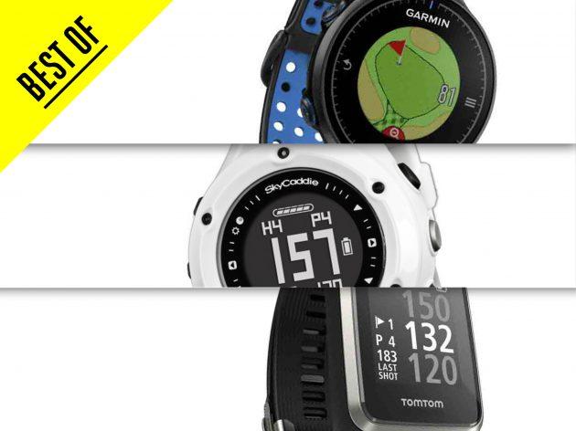 Best Golf GPS Watches 2017
