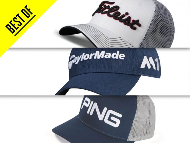 10 Of The Best Golf Caps for 2017