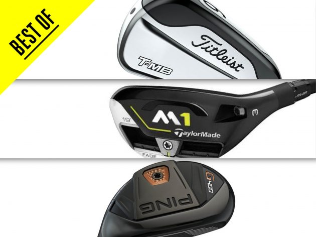 Best Golf Hybrids And Utility Clubs 2017