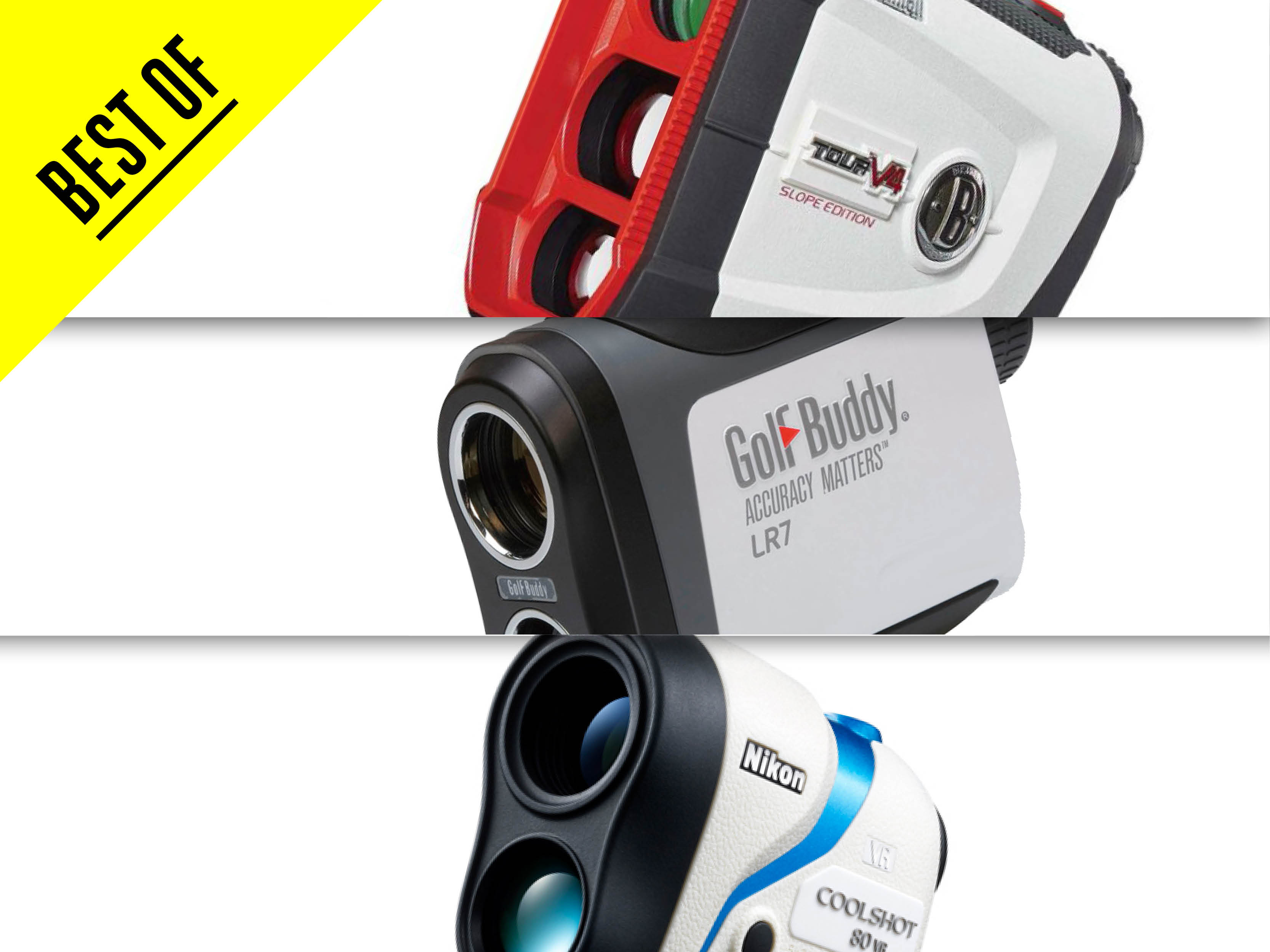 Best Laser Rangefinders 2018 - Find the right model for you