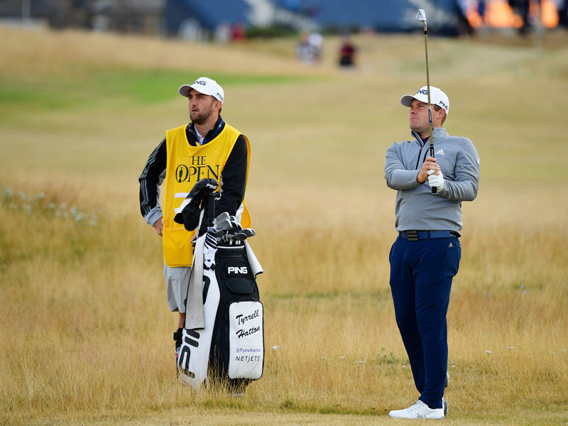 Tyrrell Hatton What's In The Bag