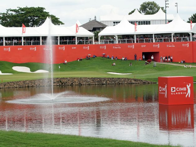Australian Smith leads by one at CIMB Classic